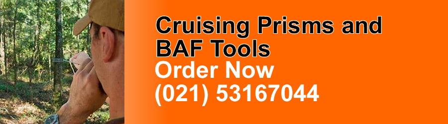 Cruising Prisms and BAF Tools