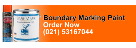 Boundary Marking Paint