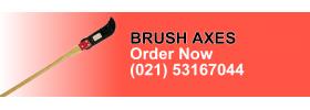 Brush Axes