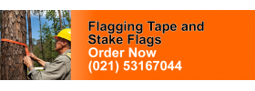 Flagging Tape and Stake Flags