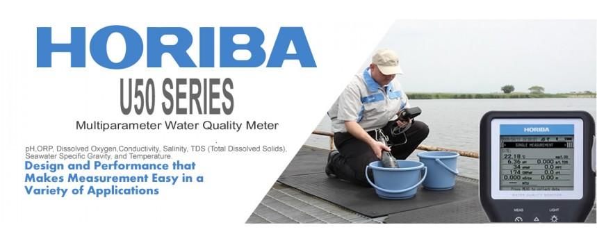 Horiba U-51 Multiparamater Water Quality Meter