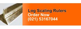 Log Scaling Rulers