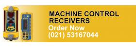Machine Control Receivers
