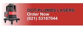 Dot/Plumb Lasers
