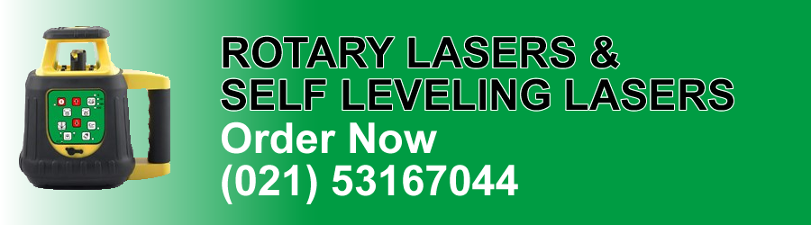 Rotary Lasers & Self Leveling Lasers