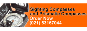 Sighting Compasses and Prismatic Compasses