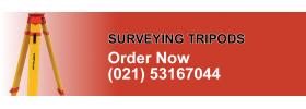 Surveying Tripods