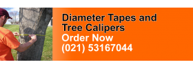 Diameter Tapes and Tree Calipers