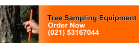 Tree Sampling Equipment