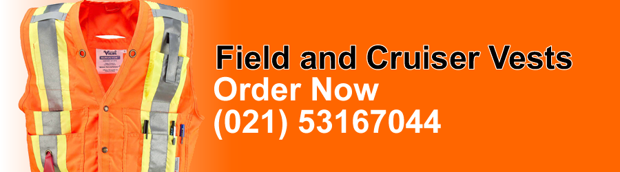 Field Vests and Cruiser Vests