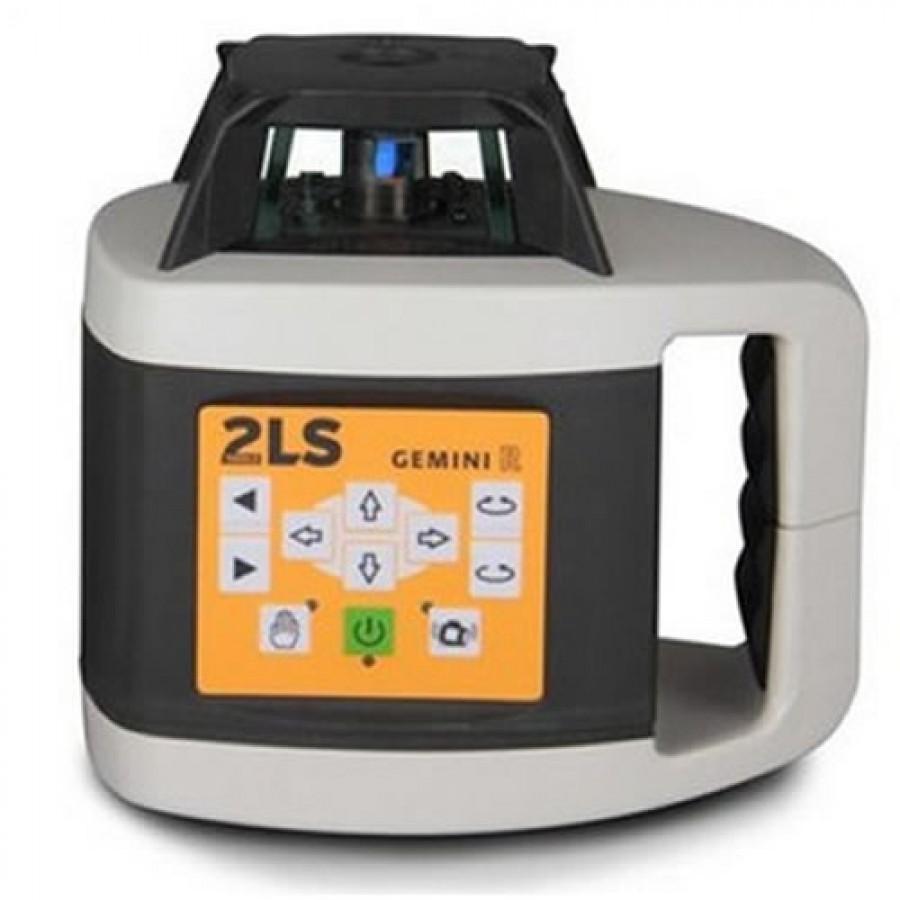 Sokkia 2LS Gemini Red Beam Rotary Laser Level