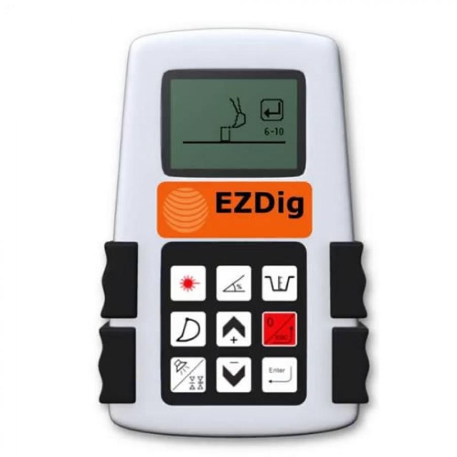 AGL EZ Dig Pro 3 Sensor Excavator Grade Control System w/Laser Receiver