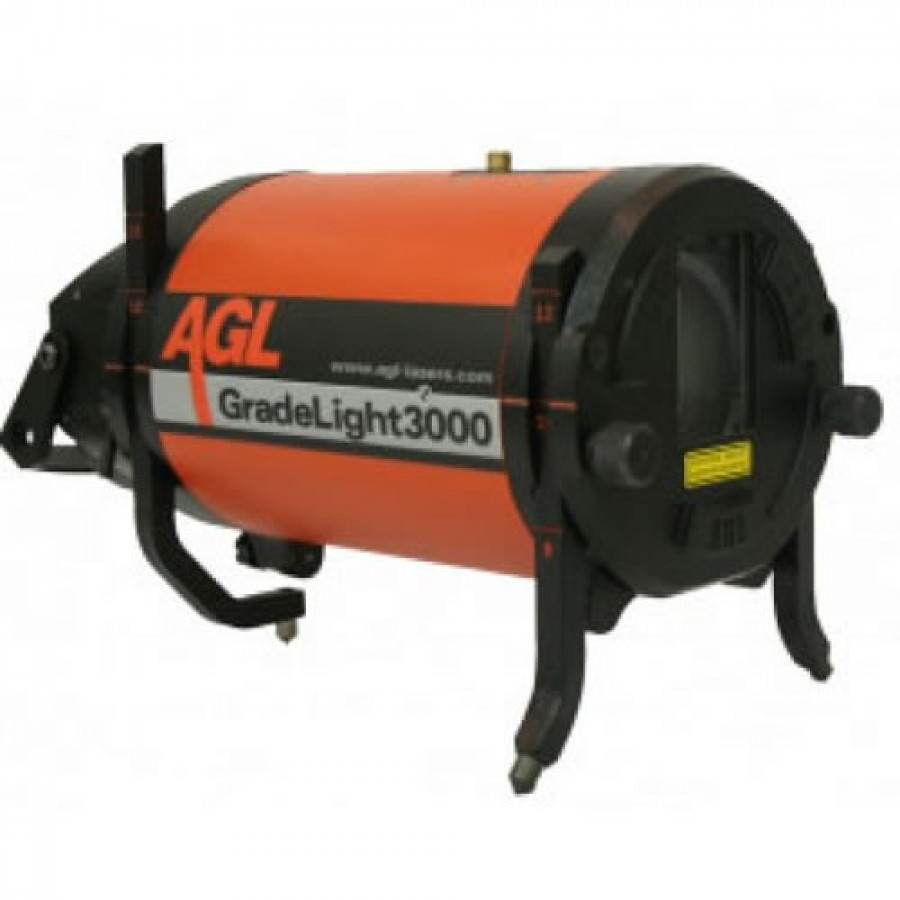 AGL GradeLight GL3000 Pipe Laser Basic Package