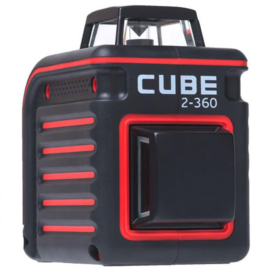 AdirPro Cube 2-360 Degree Horizontal & Vertical Cross Line Laser Basic