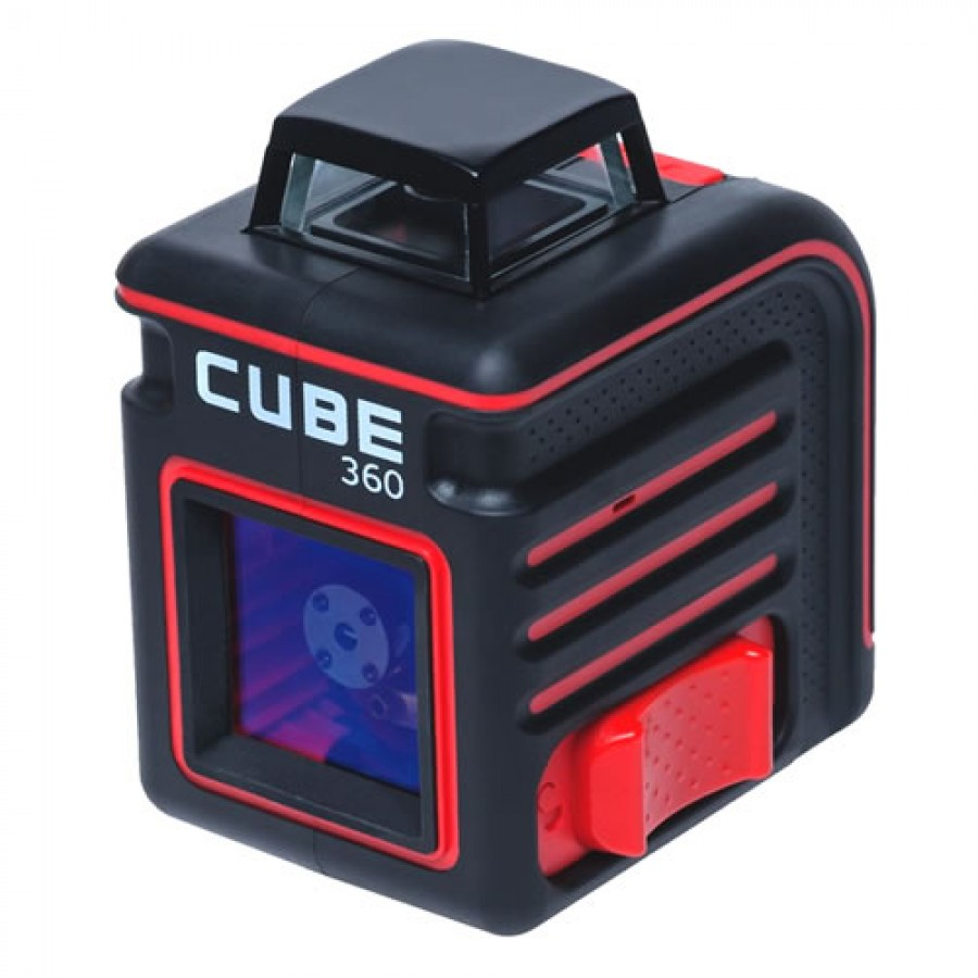 AdirPro Cube 360 Degree Horizontal Cross Line Laser Basic