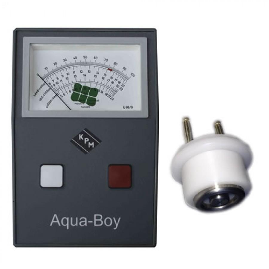 KPM Aqua-Boy LMI - Leather Moisture Meter with Surface Electrode Head (203L)