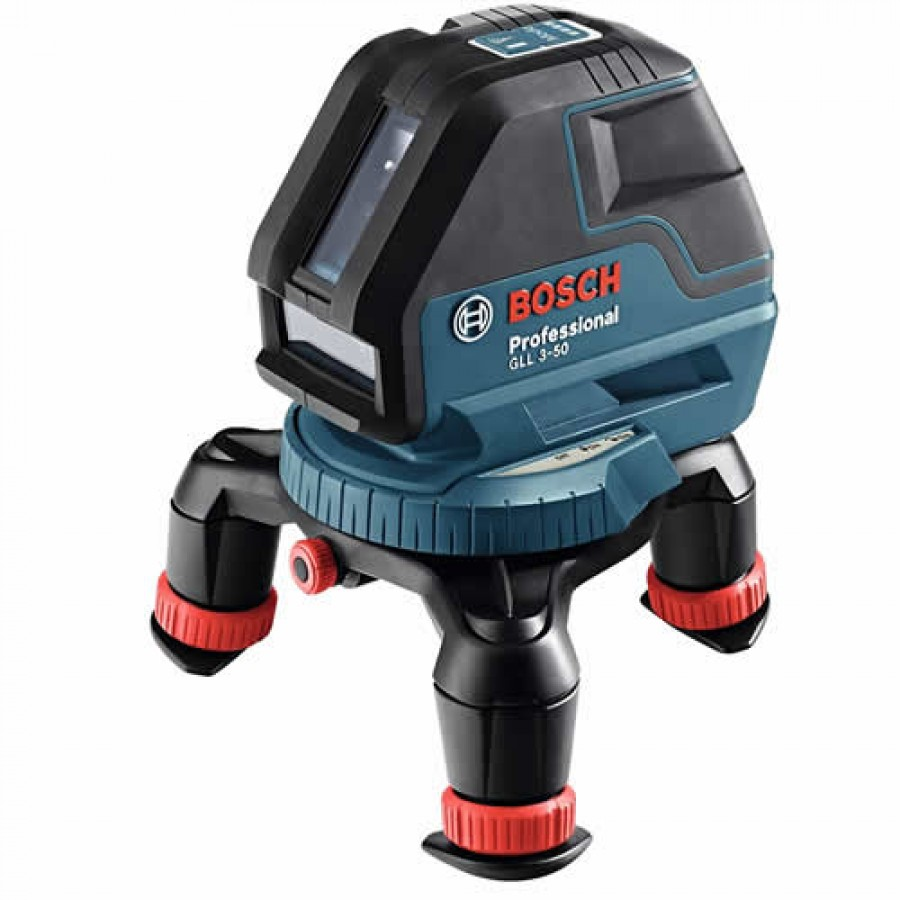 Bosch GLL3-50 Three-Plane Leveling and Alignment-Line Laser