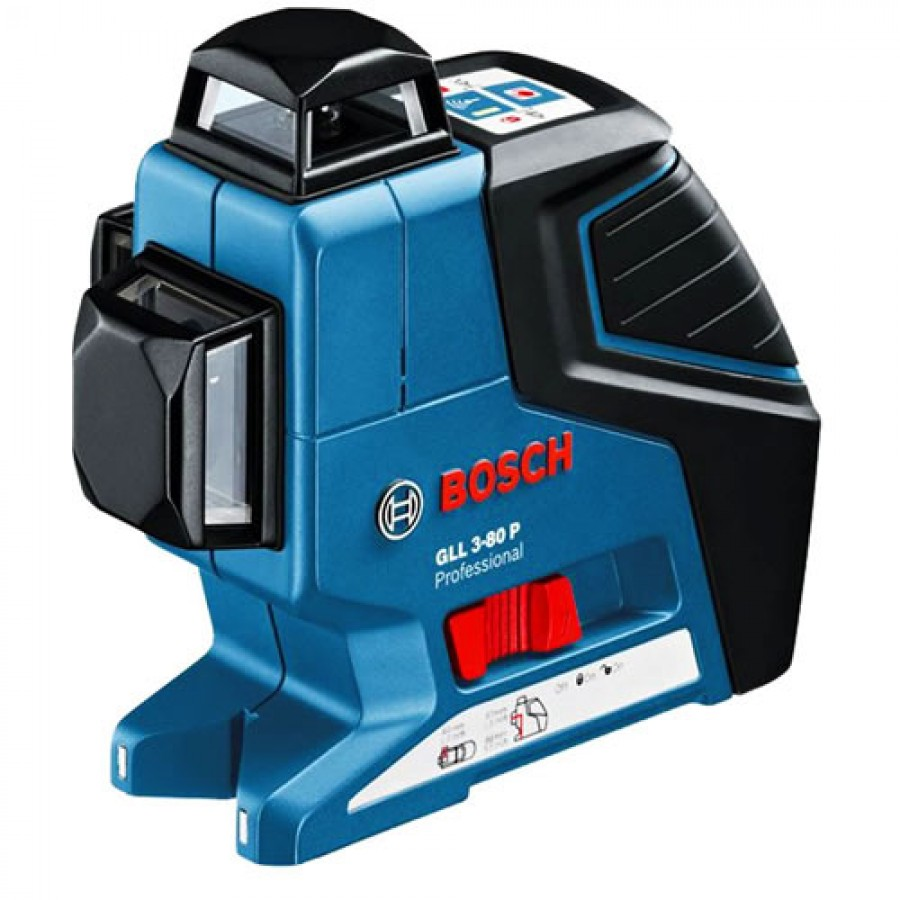 Bosch GLL3-80 Triple Plane Leveling and Alignment Laser
