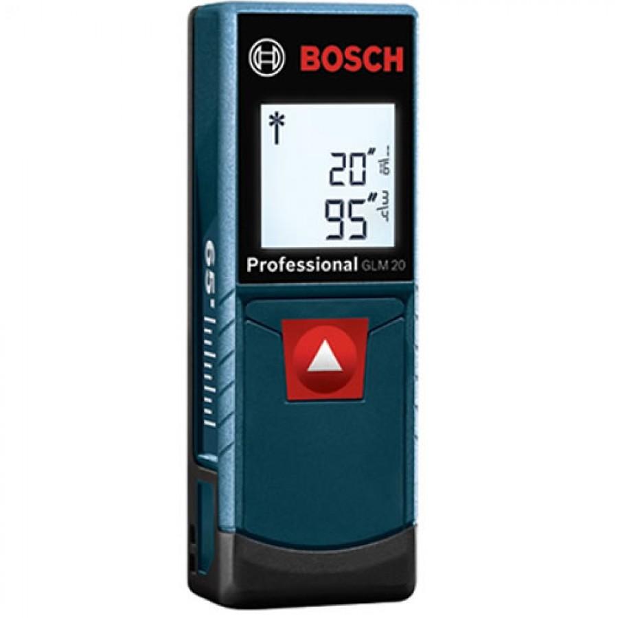 Bosch GLM 20 Laser Distance Measure, 20m
