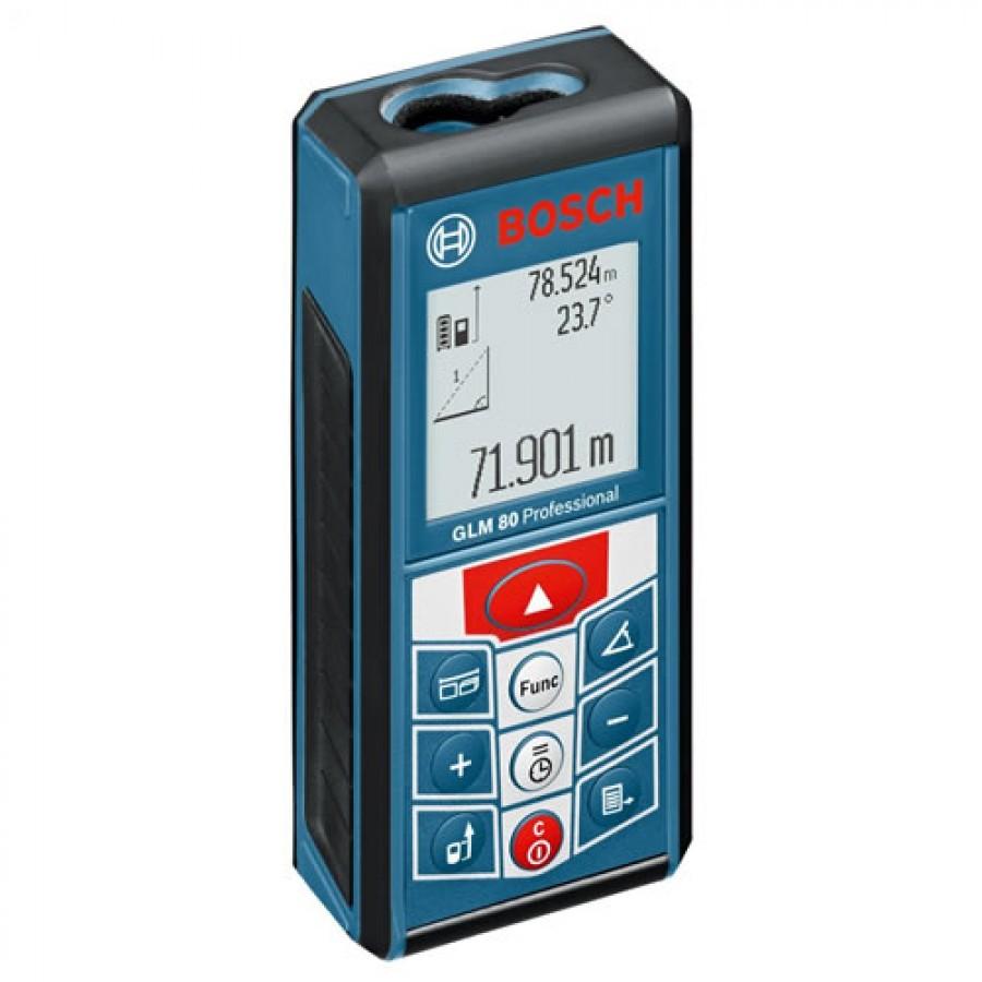 Bosch GLM 80 Laser Rangefinder, 80m