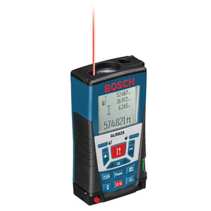 Bosch GLR 825 Long-Range Laser Distance Measurer, 251m