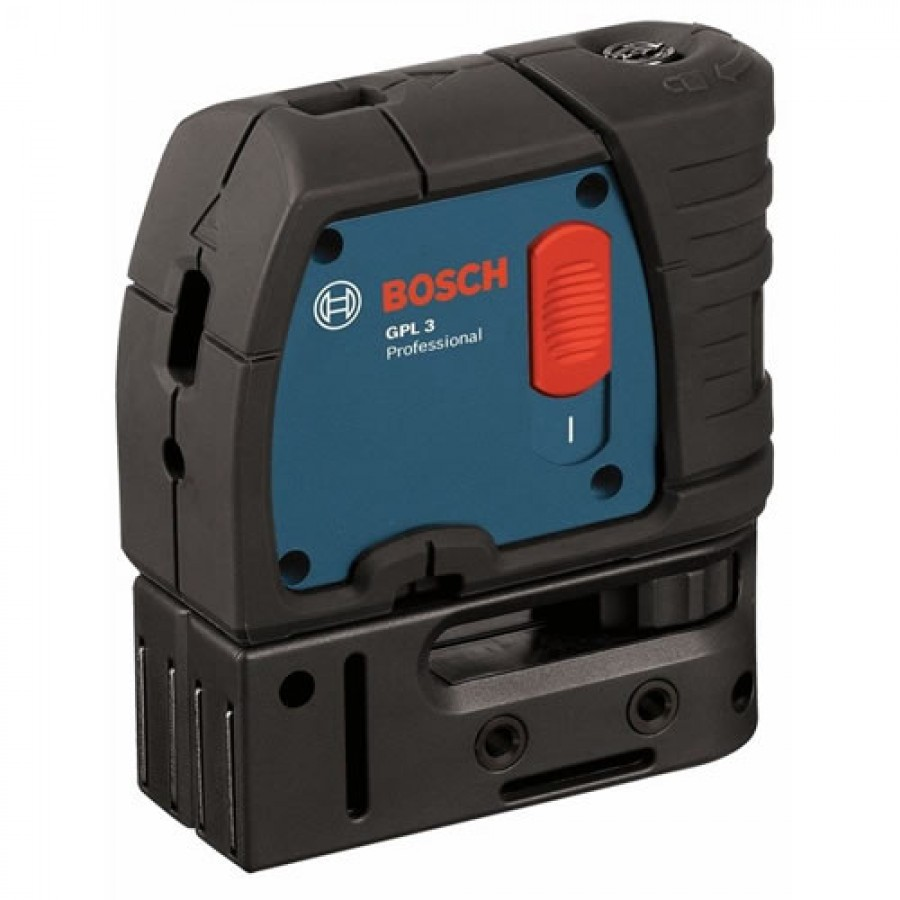 Bosch GPL 3 3-Point Self-Leveling Alignment Laser