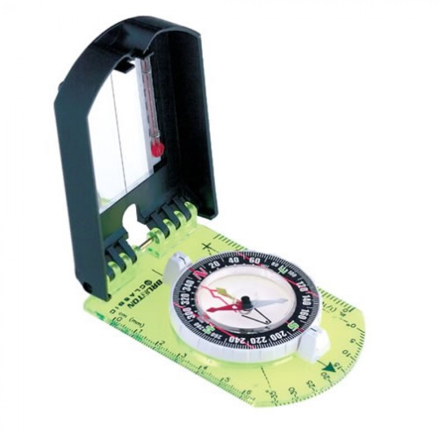 Brunton F-8040G Classic Mirrored Map Compass