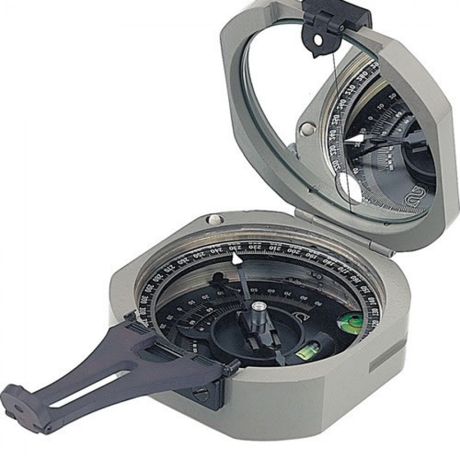 Brunton F-5006LM Pocket Transit Compass (0-360° Scale)