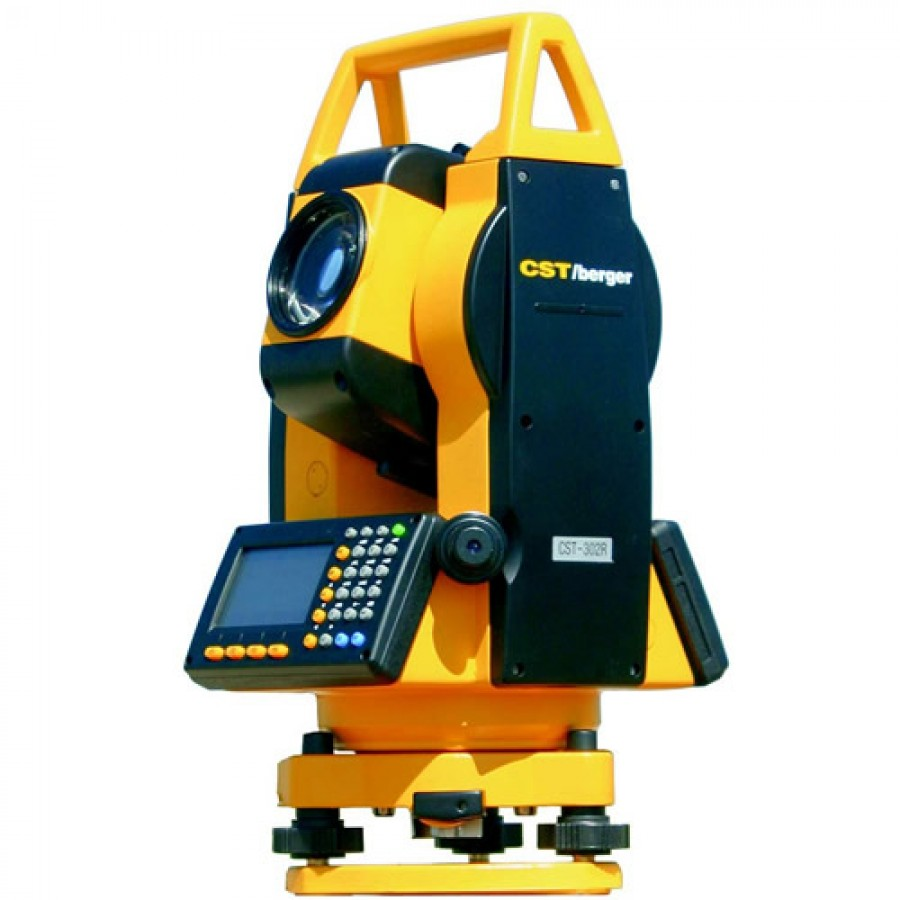 CST/berger CST-302R 2 Second Reflectorless Total Station
