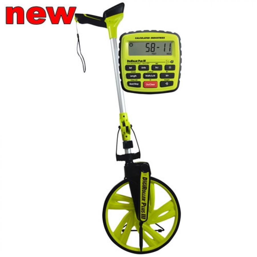 Calculated Industries 6575 DigiRoller Plus III Digital Measuring Wheel