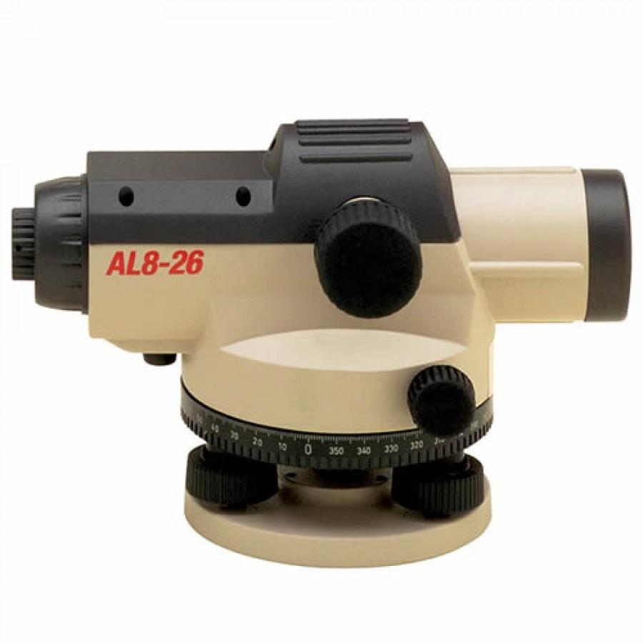 David White AL8-26 Automatic Optical Level, 26x