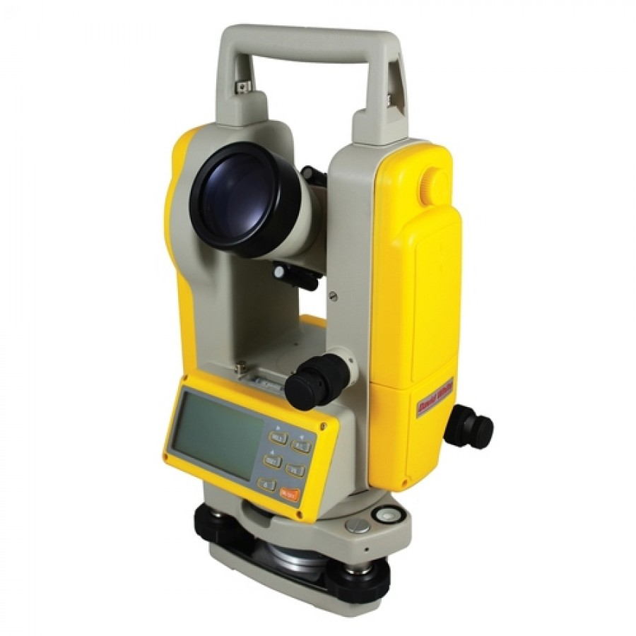 David White DT8-05P 5-Second Digital Theodolite with Optical Plummet