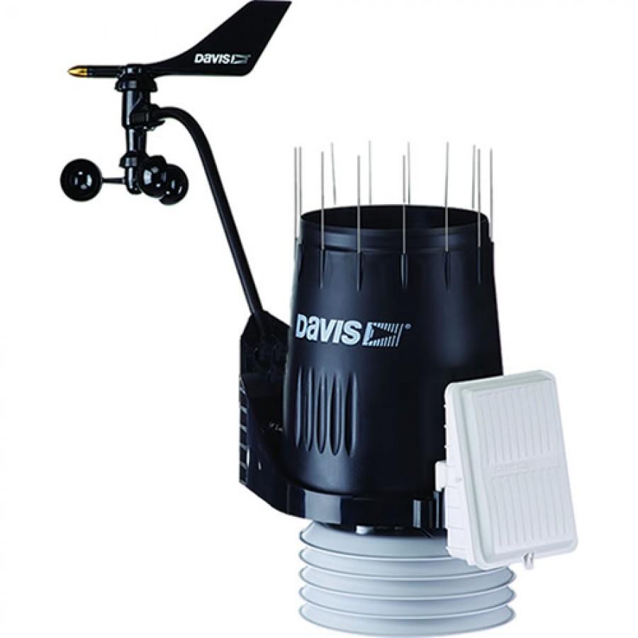 davis instruments 6152c cabled vantage pro2 with standard radiation shield. Black Bedroom Furniture Sets. Home Design Ideas