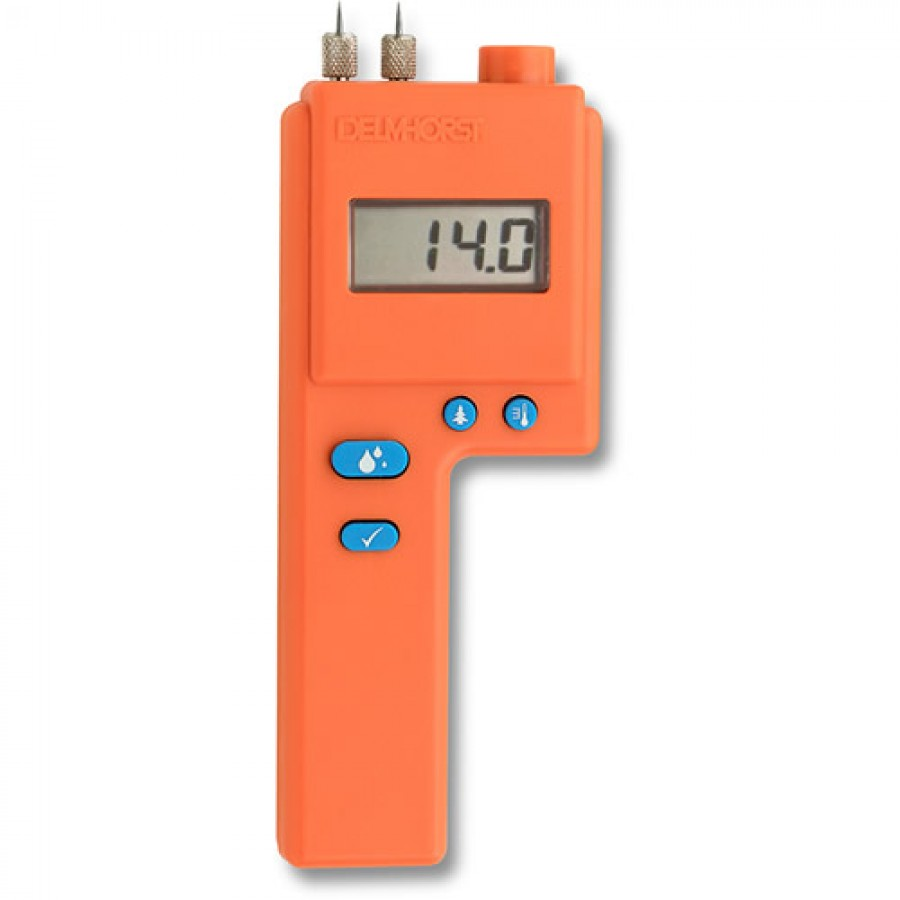 Delmhorst F-2000 Hay Moisture Meter Package