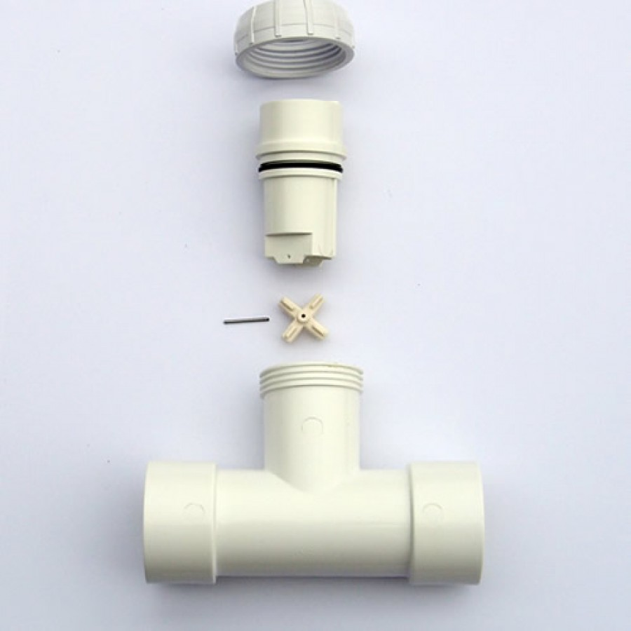 """Eno Scientific WS131 Flow Meter with 1"""" Housing"""