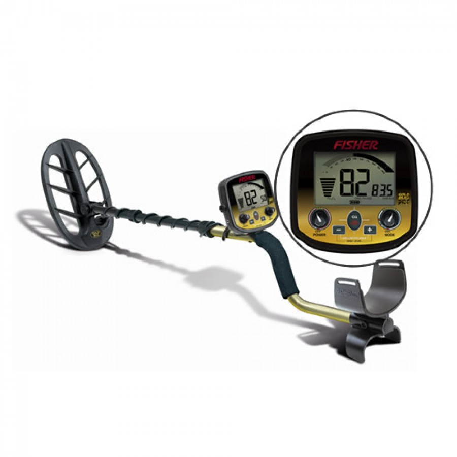 Fisher Fisher Gold Bug Dp Metal Detector