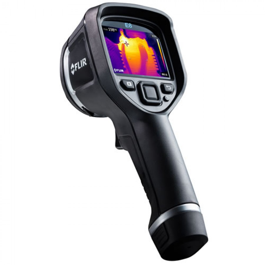 FLIR E8 Thermal Imager with MSX Technology 320 × 240 (76,800 Pixels)