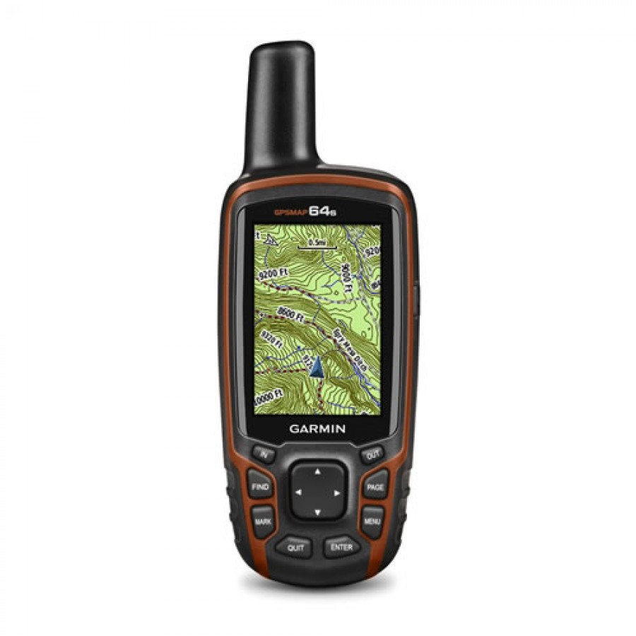 Garmin GPSMAP 64s Handheld GPS Receivers