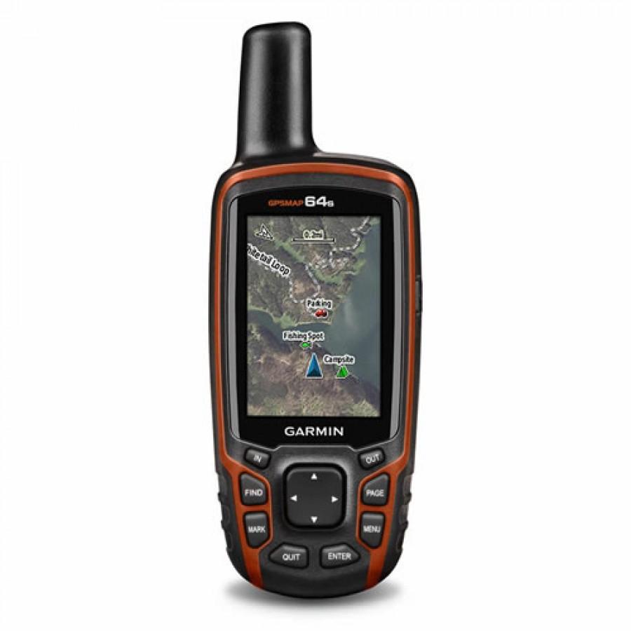 Garmin GPSMAP 64sc Handheld GPS Receiver