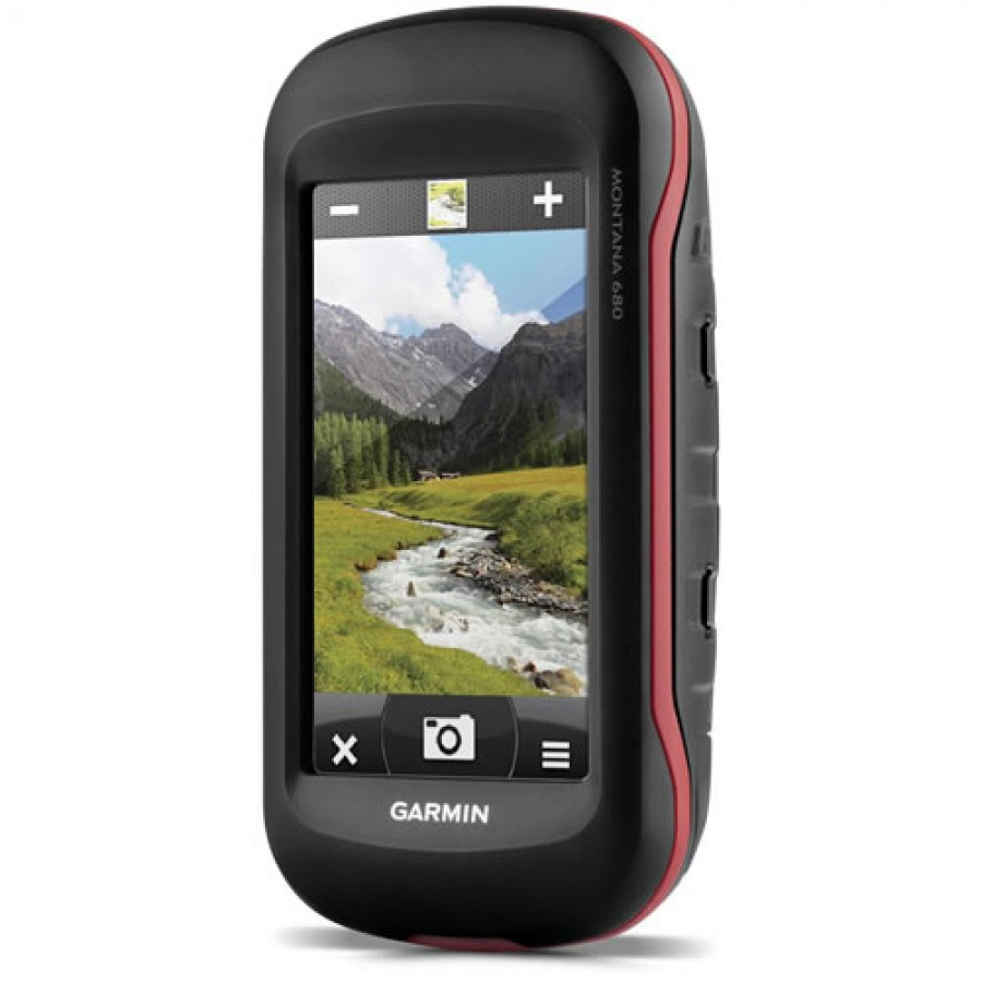 Garmin MONTANA 680 Handheld GPS Receivers