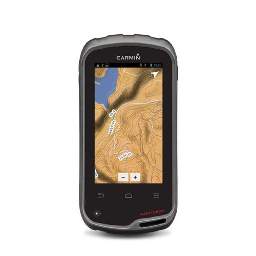 Garmin Monterra GPS with Android OS