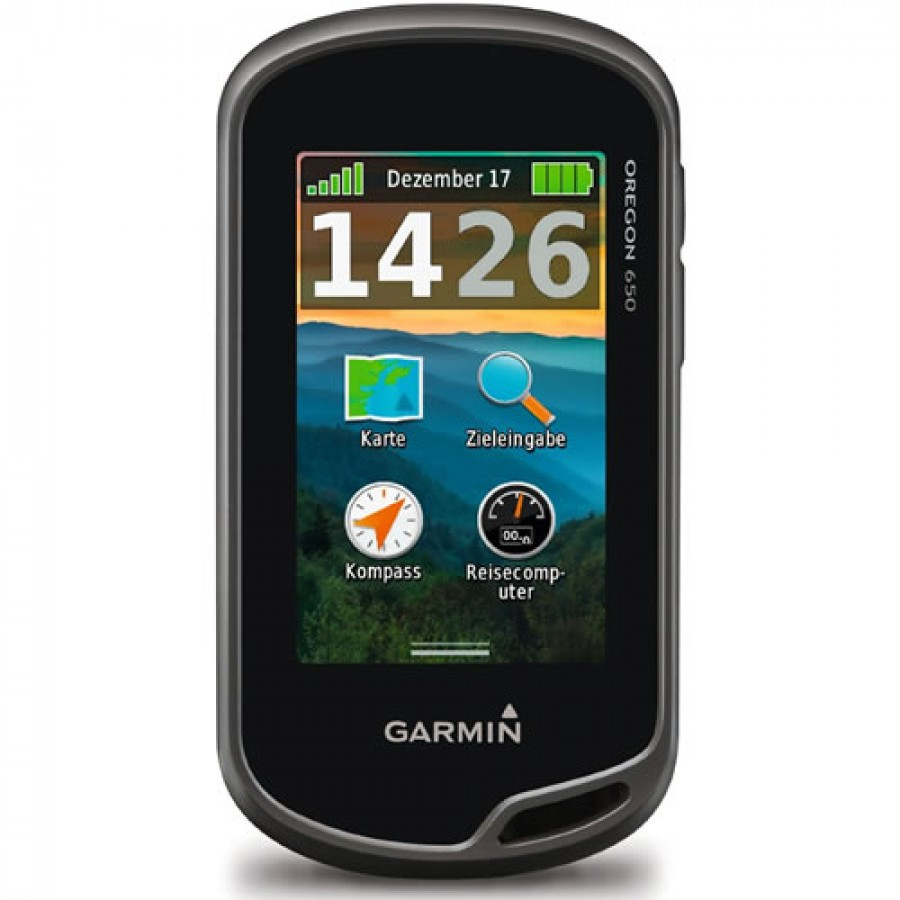 Garmin Oregon 650 GPS Receivers