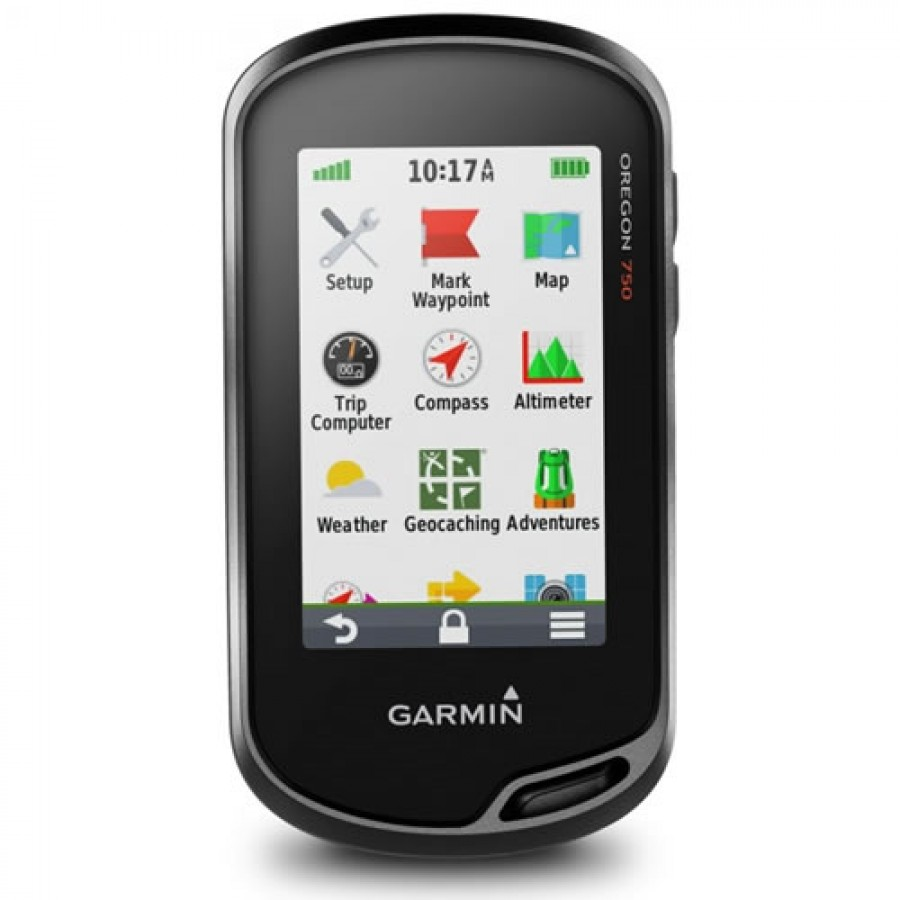 Garmin OREGON 750 Handheld GPS Receivers