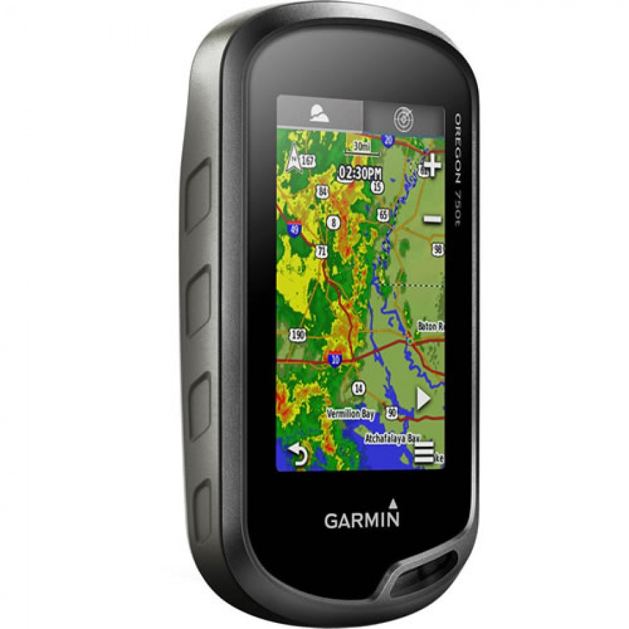 Garmin OREGON 750t Handheld GPS Receiver