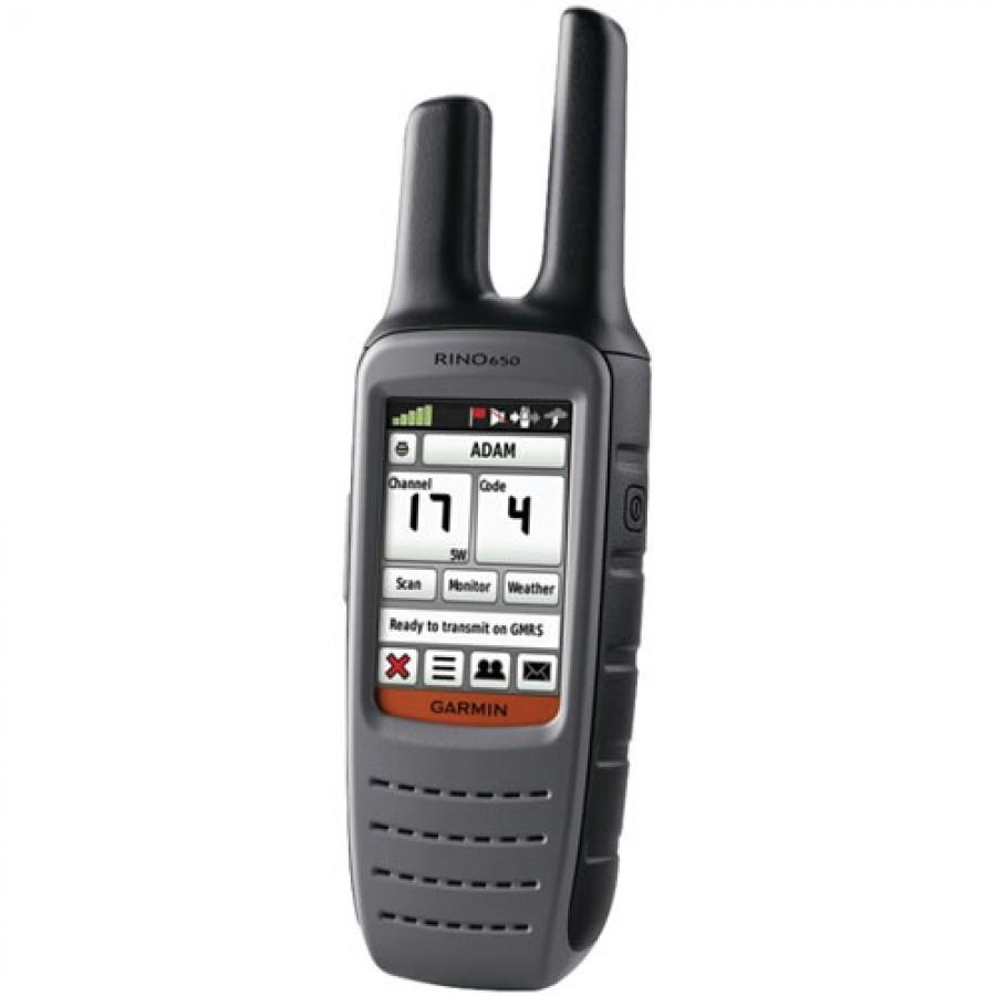 Garmin Rino 650 GPS Receiver