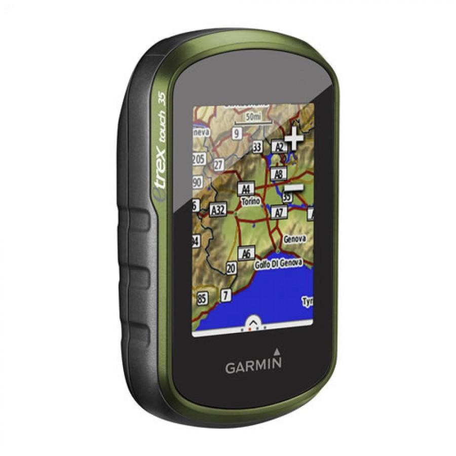Garmin eTrex Touch 35 Handheld GPS Receiver
