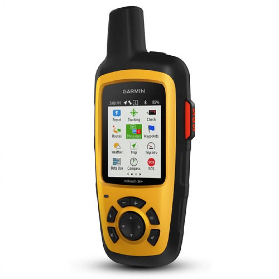 Garmin inReach SE®+ Handheld GPS
