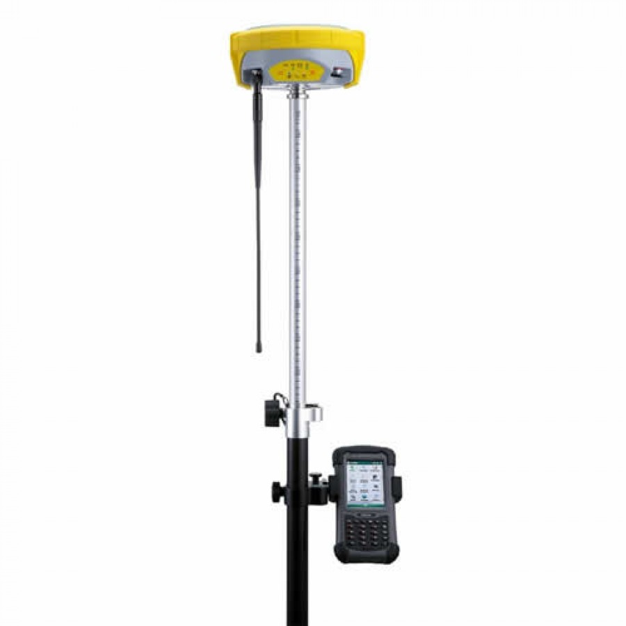GeoMax Zenith 25 GNSS GPS RTK Rover System with GSM