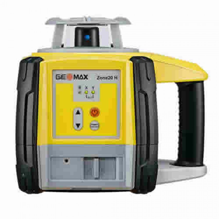 GeoMax Zone20H Self Leveling Laser With ZRB35 Basic Receiver