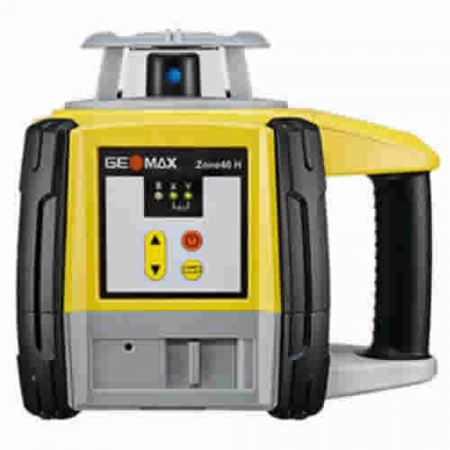GeoMax Zone40H Self Leveling Laser With ZRB35 Basic Receiver